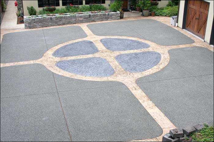 Concrete Patio Designs Puyallup WA