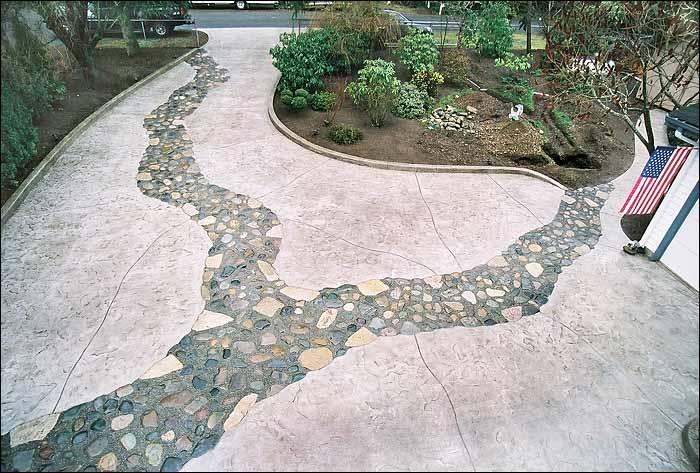 Concrete Patio Designs Lakeland Hills WA
